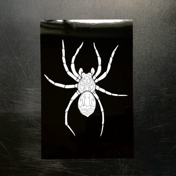 Minimalist Wolf Spider Art Print