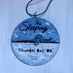 Limited Edition Sleeping Giant Ornament