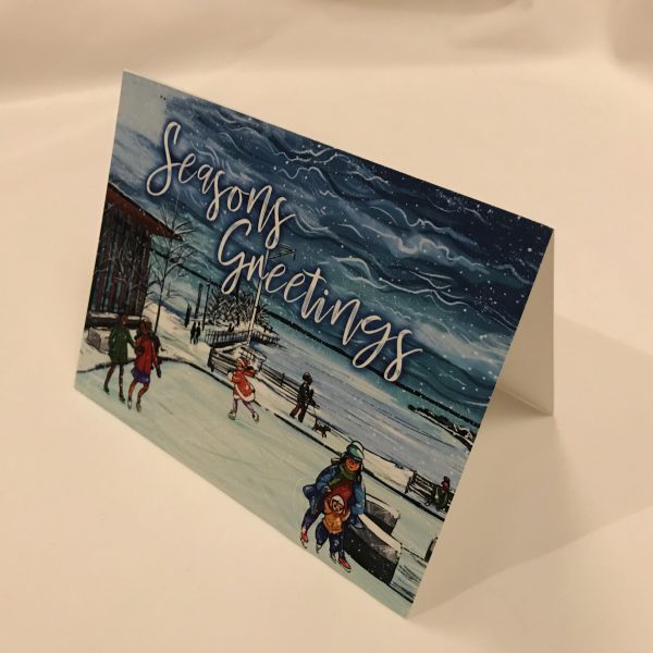 seasons greetings thunder bay marina