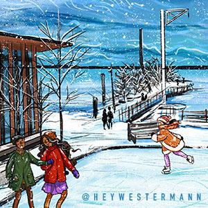 Winter in Thunder Bay Series